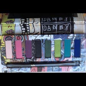 UD Jean-Michel Basquiat Tenent palette
